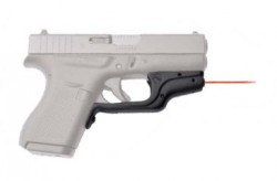 Crimson Trace Laserguard Green Laser Sight for Glock 42 & Glock 43 LG-443G