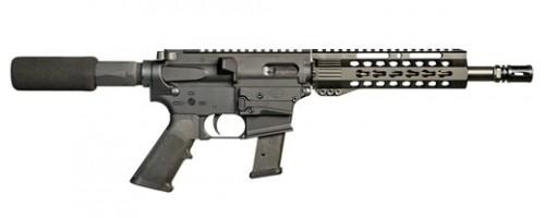 "I.O. IO9MM2021 M215 Pistol AR Pistol Semi-Automatic 9mm Luger 10"" 30+1 Polymer Black"