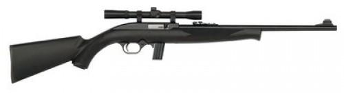 Mossberg 702 PLNKSTR .22LR 18 inch Youth BL SC