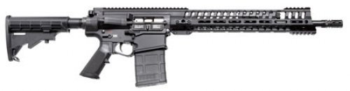 POF HYB P308 308WIN 16.5 MLOK MRR RAIL BLACK
