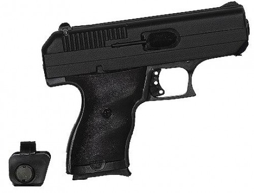 "Hi-Point C9 Semi-Auto 9mm Pistol, 3.5"" Barrel, 8 Rounds, Black"