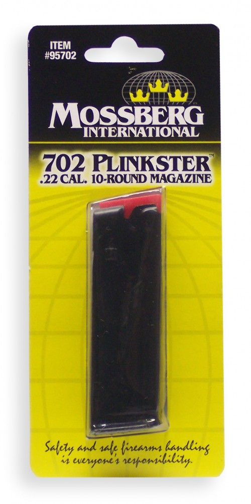Mossberg Factory OEM Rifle Magazine .22LR 10 Round Blue 702 Plinkster 95702