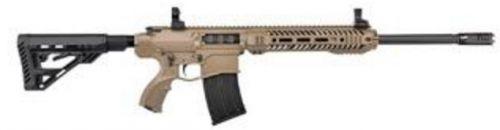 "UTAS XTR-12 Semi Auto Shotgun 12 Gauge 18.5"" Barrel 5 Round Detachable Box Magazine Collapsible Stock Flat Dark Earth"