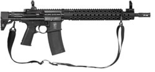 Troy Alpha Carbine Black 5.56 / .223 Rem 16-inch 30Rds