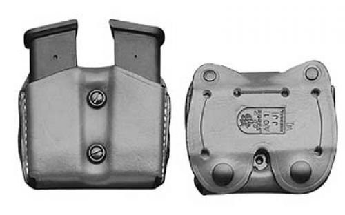 Desantis Double MAG PCH SGL 9mm/40 BLK