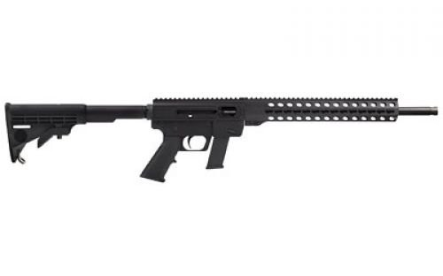 "JUST RIGHT CARBINES 45ACP 17"" 6-POS STK BLK 13RD"