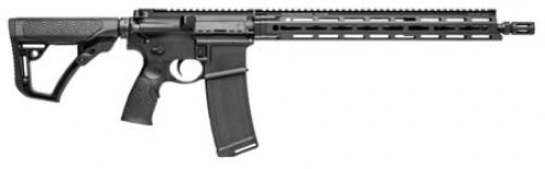Daniel Defense DDM4V7 Lightweight Black .223 / 5.56 NATO 16-inch 30rd