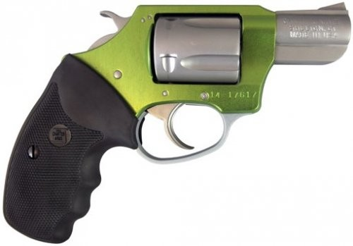 Charter Arms Shamrock 38SP 2 inch Green/SS