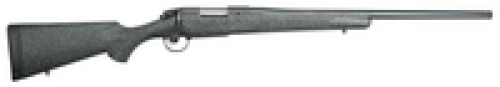 "Bergara B-14 Ridge Bolt Action Rifle .243 Win 24"" Threaded Barrel 4 Rounds Grey Synthetic Stock Blued Finish"