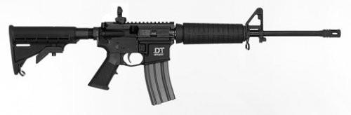 Del-Ton DT Sport Mod 2 Black .223 Rem / 5.56 NATO 16-inch 30rd