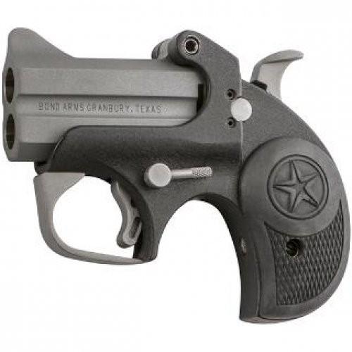 Bond Arms Backup Derringer Black 9mm 2.5-inch 2Rds