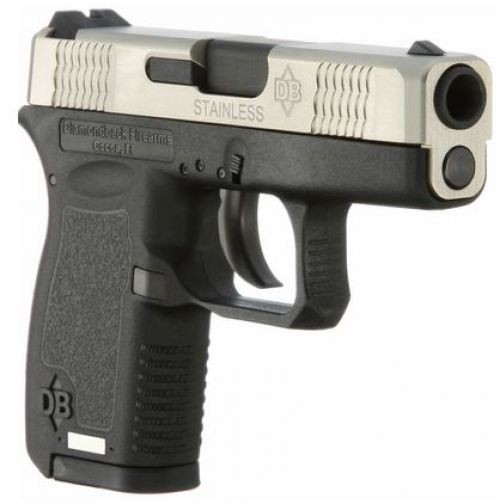 Diamondback DB380 380 ACP 6rd Stainless Fixed Sights Poly