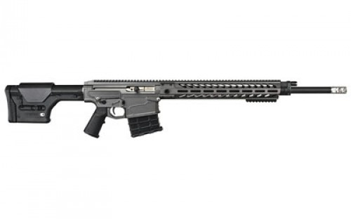 "NEMO OMEN Match AR Style Semi Auto Rifle .300 Win Mag 22"" Barrel 14 Rounds 15"" Aluminum M-LOK Handguard Magpul PRS Adjustable Stock Tungsten Cerakote"