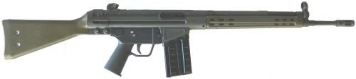 PTR-91 GI Special Edition Black / Green .308 Win / 7.62 NATO 18-inch 20rd