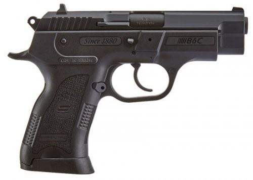 EAA Corp Sarsilmaz B6C Compact Black 9mm 3.8-inch 13Rds