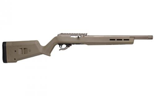 TACSOL X RING RIFLE 22LR MAGPUL STOCK QSAND FDE