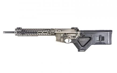 Spikes Spartan Rifle 16 inch 5.56/223 HERA Stock Battle Worn