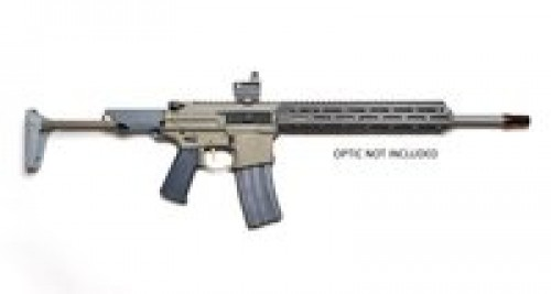 "Honey Badger by Q 300BLK 16"" HB-300BLK-16IN"