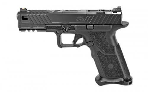 "ZEV OZ9 9MM 4.5"" 17RD BLK"