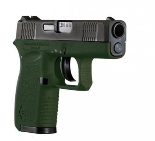 Diamondback DB380 OD Green .380ACP 2.8-inch 6rd