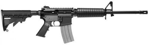 Del-Ton Echo 316M Black .223 / 5.56 NATO 16-inch 30Rd