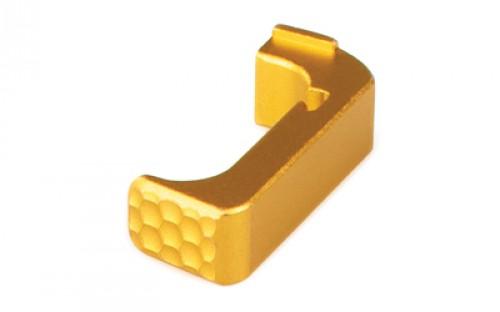ZEV MAG RELEASE SML GOLD FOR GEN 4/5