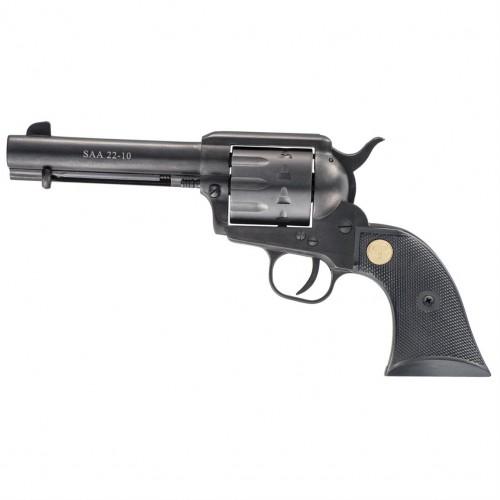 Chiappa SAA 1873 Black .22 Win 4.75-inch 6rd