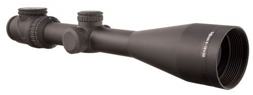 Trijicon TR29 AccuPoint 4-16x50 Riflescope MIL-Dot Crosshair Reticle w/ Green Dot, Black, 200133