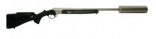 Silencerco Maxim 50 Muzzleloader Gray Cerakote .50Cal 20-inch 1rd