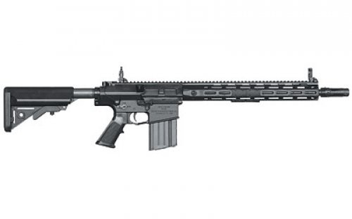 Knights Armament Advanced Combat Carbine .308 Win 7.62 Nato 16 In 20 Rds Black