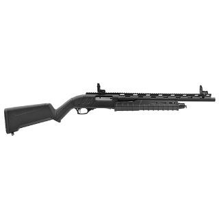 LKCI VEZIR TACT 12GA 20 TACTICAL PUMP RAIL RIB