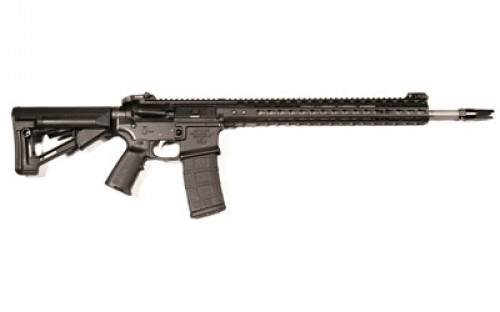 Noveske Gen III N4 SPR Centerfire Rifles - Stainless Steel