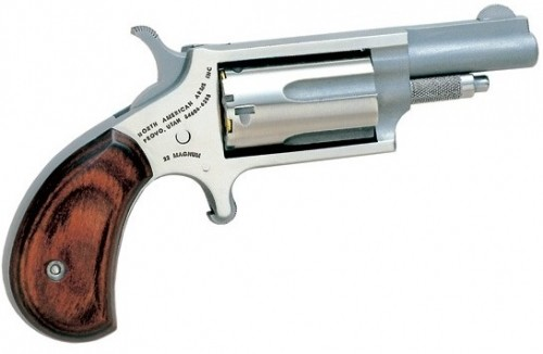 North American Arms Mini Revolver 22 Mag 1.625-inch Fixed Sights 5rd