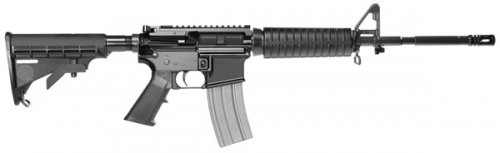 Del-Ton RFTM16 Echo 316 Black .223 / 5.56 NATO 16-inch 30Rd