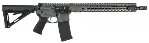 Barrett REC7 DI Carbine Tungsten Grey Cerakote 5.56 / .223 Rem 16-inch 30Rds