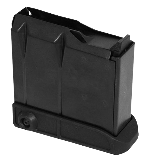 Sako Tikka T3 Compact Tactical, 5 Round Rifle Magazine, Black, Fits Tikka T3 Compact Tactical rifle S57465173-5RD