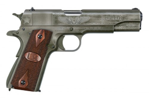 AO 1911 45ACP 5 7RD COMMEMORATIVE FLY GIRLS