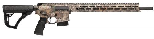 Daniel Defense DDM4 Ambush Semi-Automatic Black/ Realtree Xtra 6.8mm Rem SPC II 18 inch 5 Rounds