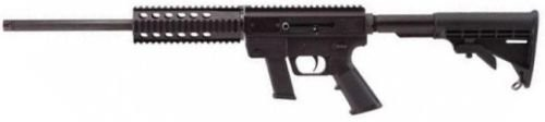 "JUST RIGHT CARBINES 9MM 17"" 6-POS STOCK BLACK 17RD For Glock Mag"
