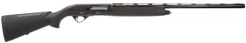 "BREDA Chiron Semi Automatic Shotgun 12 Gauge 30"" Barrel 3 Rounds Black Synthetic Stock with Black Rubber Finish BRE19"