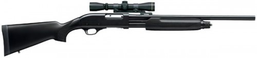 Weatherby PA-08 Pump Combo 12GA BL/SY 3 inch