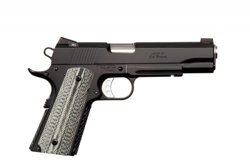 Ed Brown Alpha Elite G4 Single Action Only 45ACP 5-inch 7rd Blk