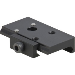 Vortex Low Weaver Rail Mount for Razor Red Dot
