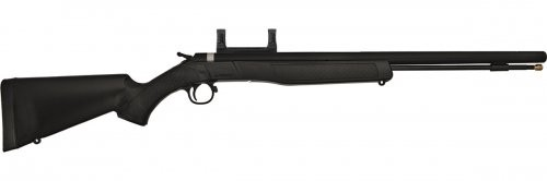 CVA Wolf Muzzleloader - Blued/Black