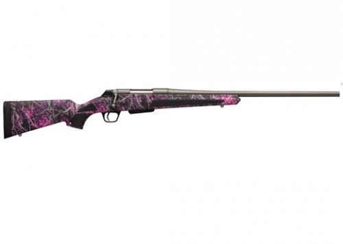 Winchester XPR Muddy Girl Compact Gray 7mm-08 22-Inch 3Rd