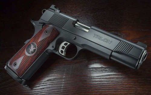 "Nighthawk Custom Talon 9MM 5"" Government Black Complete Dehorned  9838"