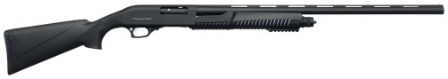 "Charles Daly 301 Field 12 Gauge Pump Action Shotgun 28"" Barrel 3"" Chamber 5 Rounds Synthetic Stock Black"