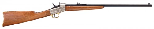 "Pedersoli Mississippi Rifle 357 Mag 26"" Barrel Walnut Stock Blued Barrel Nickel Receiver"