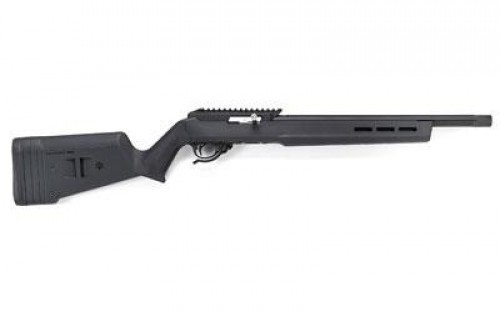 Tactical Solutions X-Ring Rifle Black .22LR 16.5-Inch 5Rd with Magpul Hunter X-22 Stock