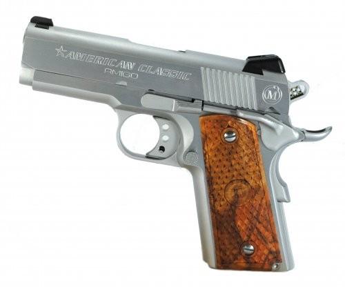 American Classic AMIGO .45ACP 3.5-inch 7rd Hard Chrome